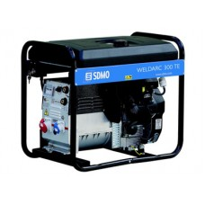 Бензогенератор с функцией сварки SDMO WELDARC 300 TE